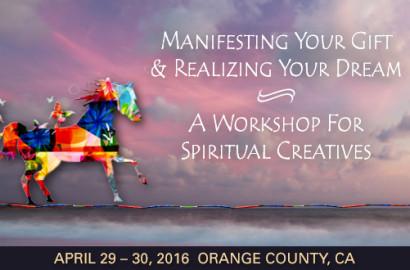 Are You A Spiritual Creative?
